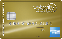The American Express Velocity Gold Credit Card
