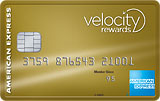 Supplementary American Express Velocity Gold Card