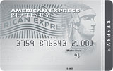 Supplementary Platinum Reserve Credit Card