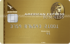 The American Express Qantas Business Card