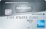 Supplementary American Express® AeroplanPlus®* Platinum Card