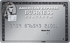 The American Express Additional Platinum Business Credit Card