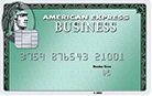 The American Express Supplementary Business Green Charge Card