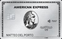Carta Platino American Express Supplementare
