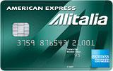 Carta Alitalia Verde American Express Supplementare
