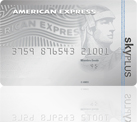 The PLATINUM SKYPLUS Credit Card American Express�
