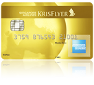 American Express® Singapore Airlines KrisFlyer Gold Credit Card