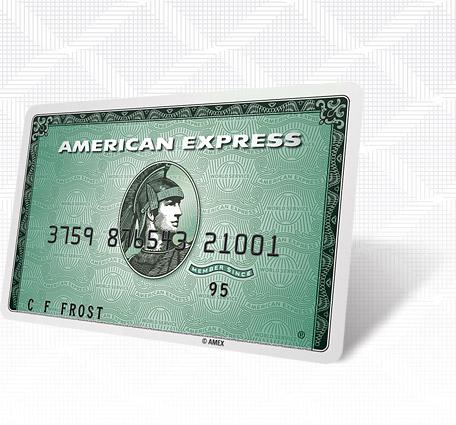 Green Card Ratings & Reviews American Express