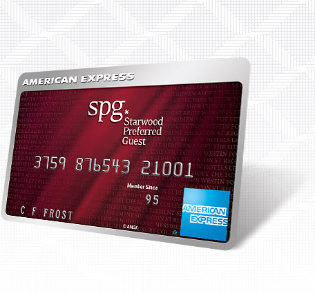 Starwood Preferred Guest Credit Card Ratings & Reviews