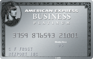 Business Platinum Card American Express OPEN