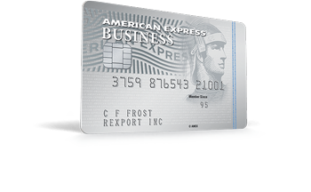 Alfa img Showing Buisness Card American Express Employee