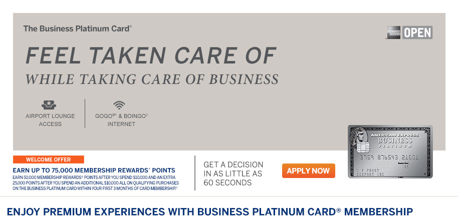 The Business Platinum Card®