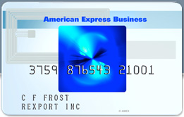Blue for Business Card from American Express OPEN®