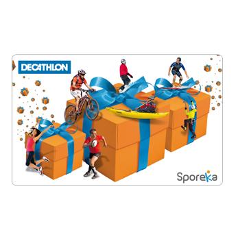 Decathlon Chèque-Cadeau 50 EUR