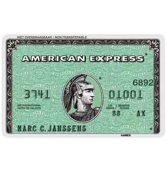 Carte American Express Belgique.American Express Belgium Membership Rewards